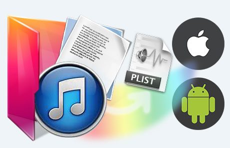 restore itunes library
